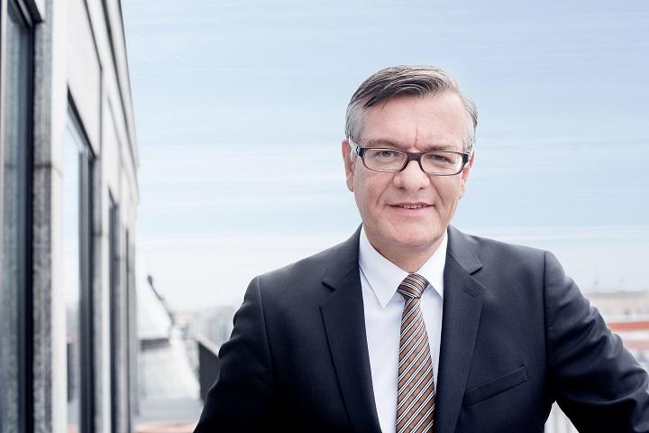 BDL-Hauptgeschäftsführer Matthias von Randow