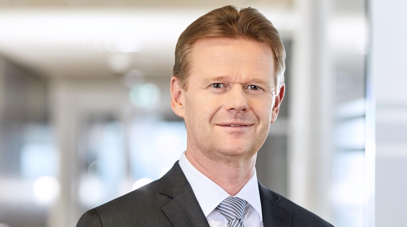 BDL-Präsident Peter Gerber