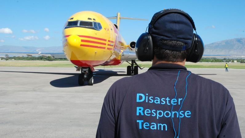Humanitäre Hilfe von TUI