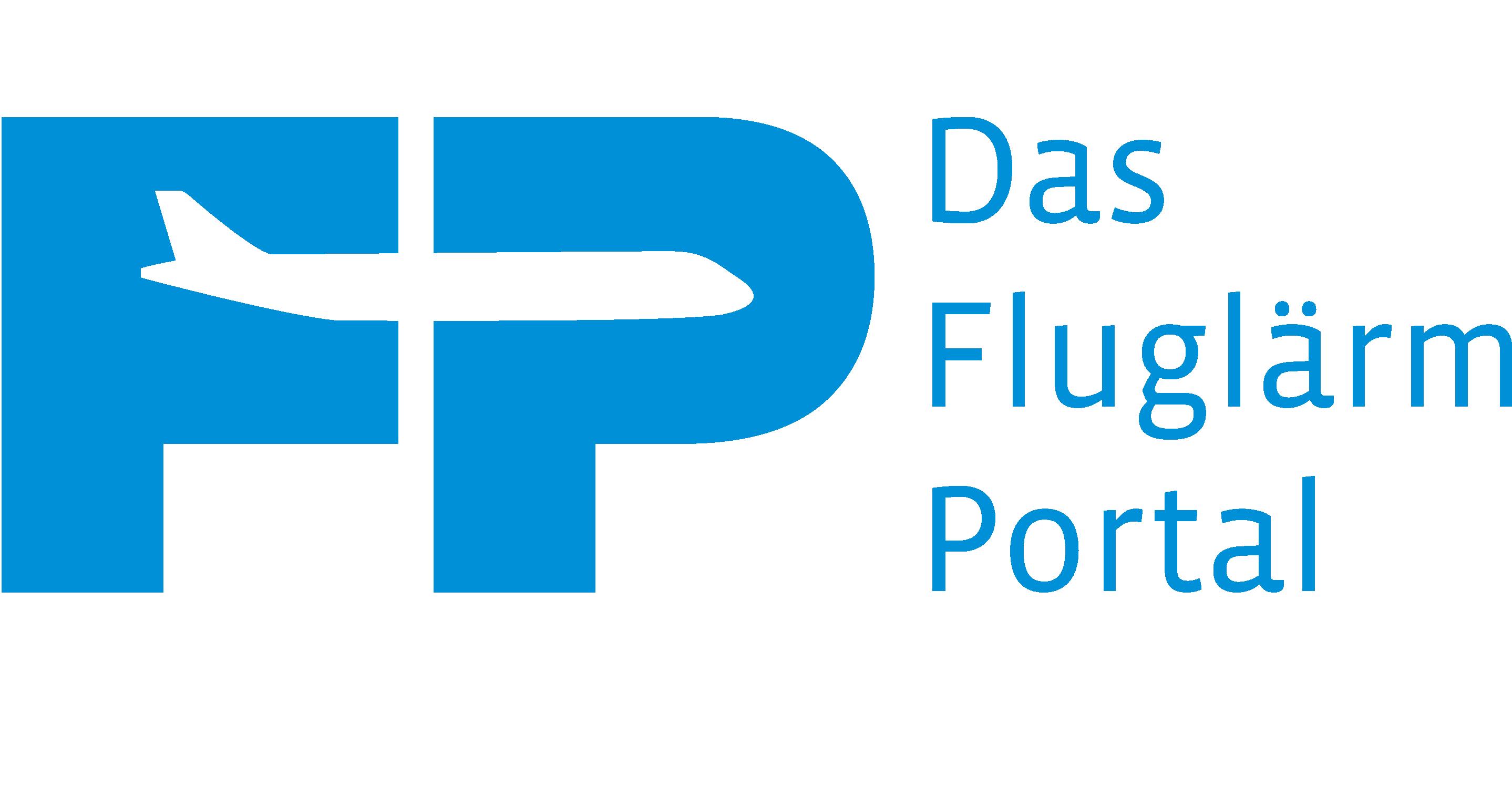 Logo - Das Fluglärm Portal Hover