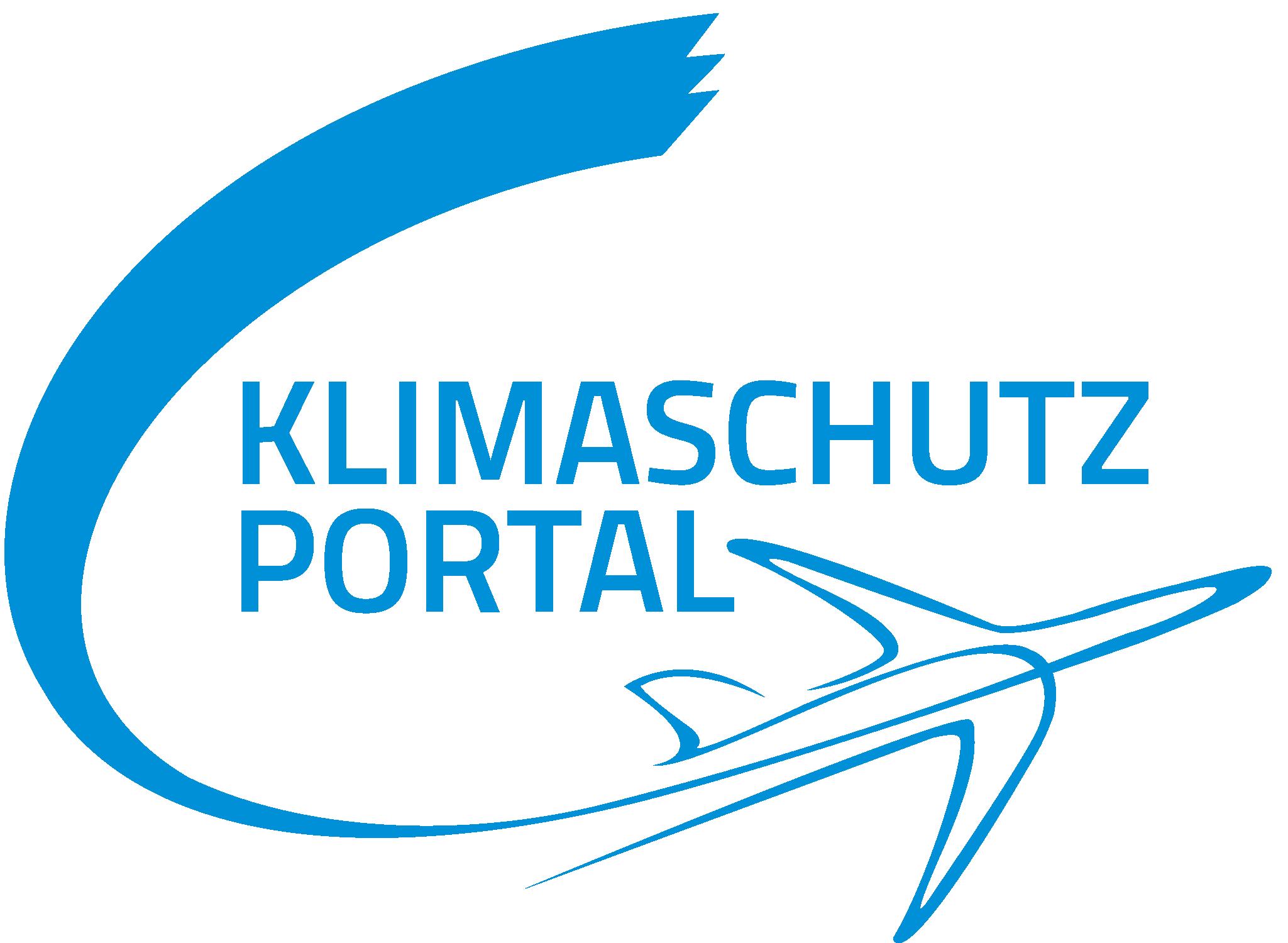 Logo Klimaschutz-Portal Hover