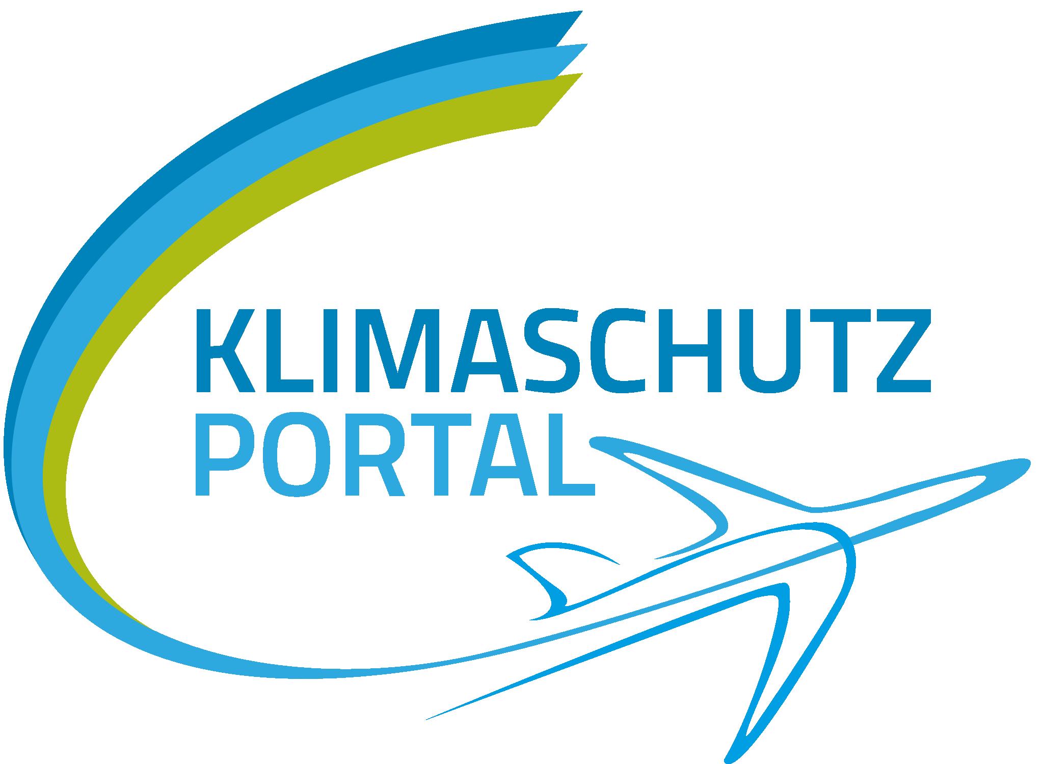 Logo Klimaschutz-Portal